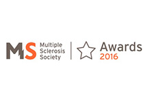 MS Society Employer of the Year Award 2016