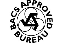 Bacs approved bureau stamp