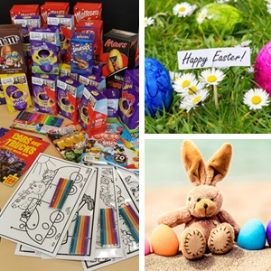Quills Easter Bunnies Are Delivering Smiles To Disadvantaged Children