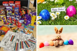 Quill's Easter bunnies are delivering smiles to disadvantaged children